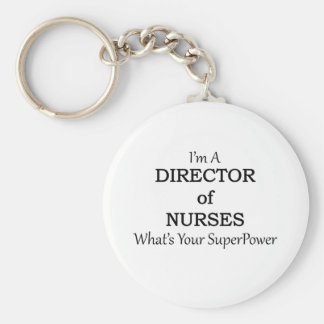 Director of Nurses Keychain