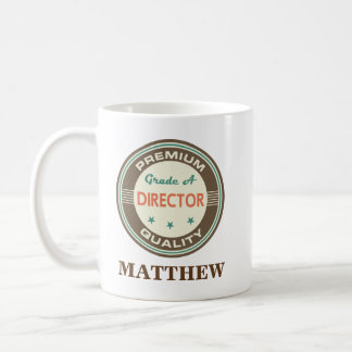 Director Personalized Office Mug Gift