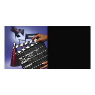 Director s Slate Photo Card