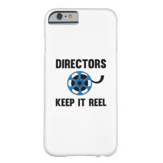 Directors Keep It Reel Barely There iPhone 6 Case