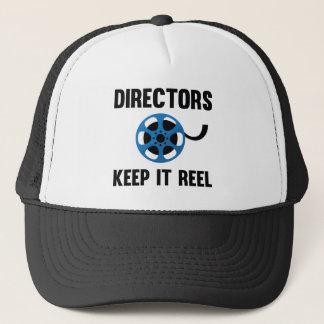 Directors Keep It Reel Trucker Hat