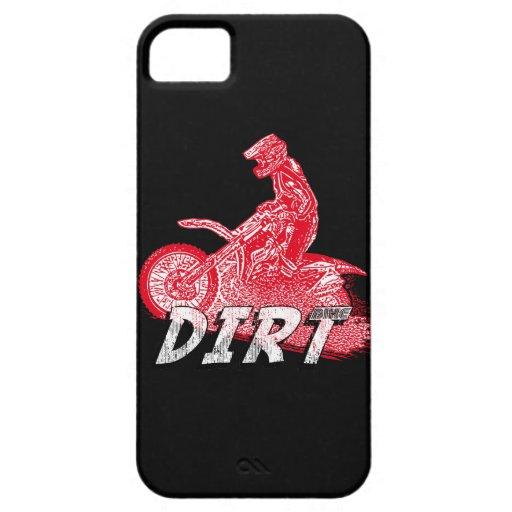 Dirt bike iPhone 5 cases