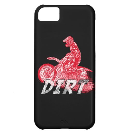 Dirt bike iPhone 5C cover