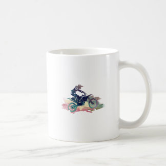 Dirt Bike Coffee Mug