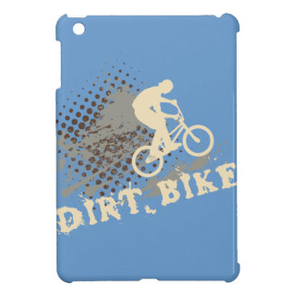 Dirt bike cover for the iPad mini