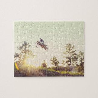 Dirt Bike Jigsaw Puzzle
