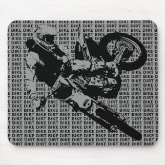Dirt Bike Motocross Mousepad Mouse Pad