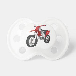 Dirt Bike Pacifier