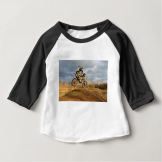 Dirt Bike Ride Baby T-Shirt