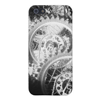 dirt bike wheels iPhone 5 covers