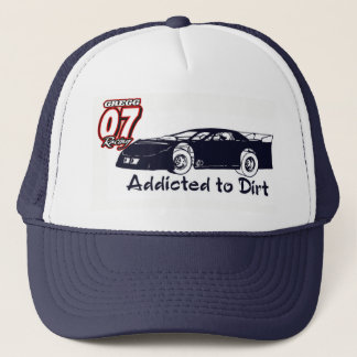 Dirt Late Model Trucker Hat