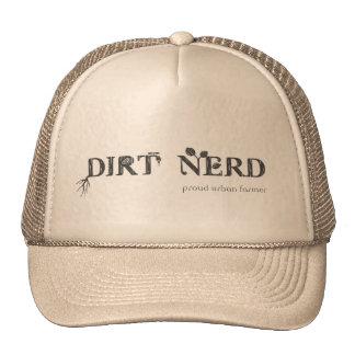 Dirt Nerd - Proud Urban Farmer Trucker Hat