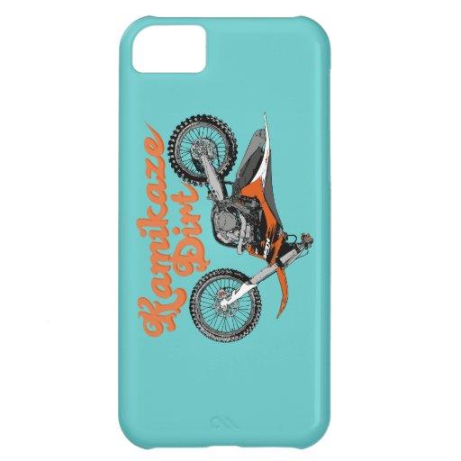 Dirt racing iPhone 5C case