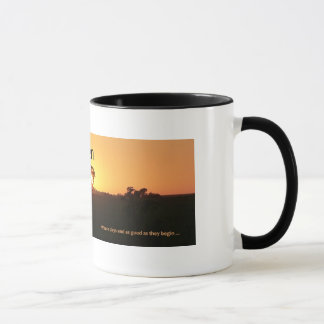 Dirt Road Heaven Coffee Mug