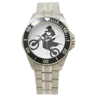DIRTBIKE WATCH (black)