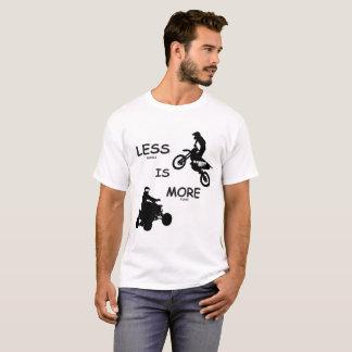 Dirtbikes are more fun! T-Shirt