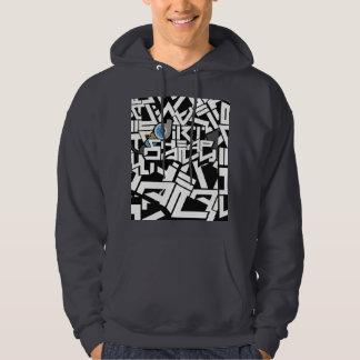 Dirtcheapdaily graffiti hoodie