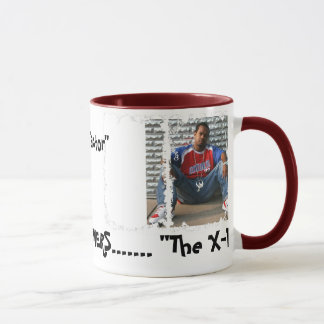 Dirty 3 Box Ringer Mug - Customized