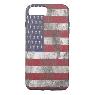 Dirty American Flag Case-Mate iPhone Case