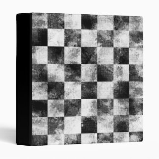 Dirty Checkers 3 Ring Binders