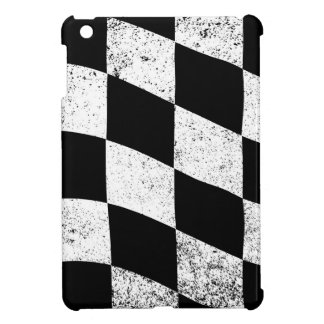 Dirty Chequered Flag iPad Mini Cases