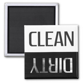 Dirty Clean Dishwasher | Perfect Reminder Magnet