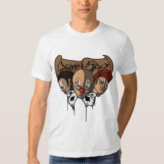 dirty clowns t shirts