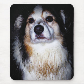 Dirty Digger Doggie Mouse Pad
