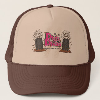 Dirty Divas Trucker Hat