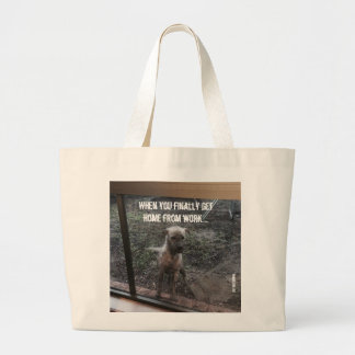 dirty_dog accessories large tote bag