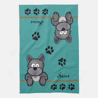 Dirty Dog Kitchen Towel