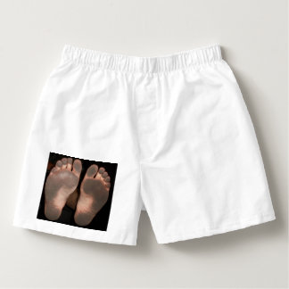 DIRTY FEET BOXERS