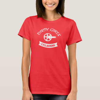 Dirty Girls Cyclocross T-Shirt