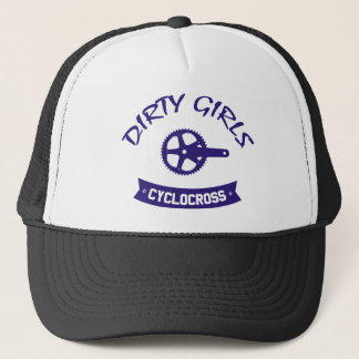 Dirty Girls Cyclocross Trucker Hat