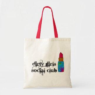 Dirty Girls Social Club Tote