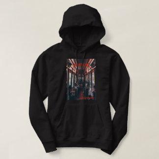 Dirty lie/album cover hoodie