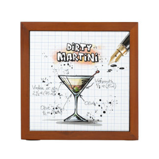 Dirty Martini Pencil/Pen Holder