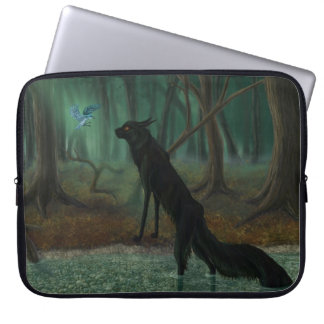 Dirty Paws Laptop Sleeve