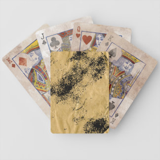 """Dirty"" Playing Cards"