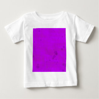 Dirty Purple Water Stains Baby T-Shirt