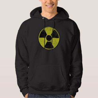 Dirty Radioactive Sign Hoodie
