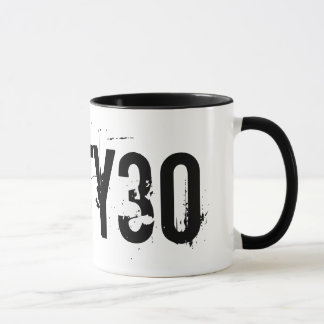 Dirty Thirty 30th Birthday Mug