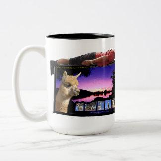 Dirty Thirty Two-Tone Coffee Mug