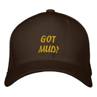 Dirtyjeeps.com GOTMUD? Embroidered Hat