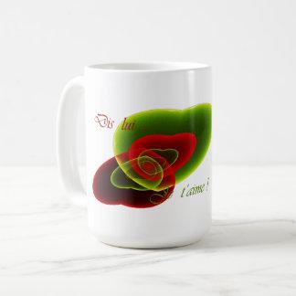 ☼DIS LUI   , JE   T'AIME☼ COFFEE MUG