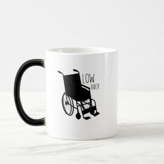 Disability Awareness Wheelchair Funny Low Rider Magic Mug