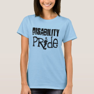 disability, pride T-Shirt