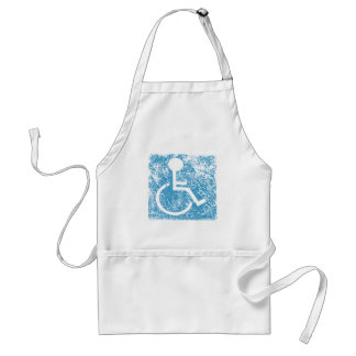 Disabled Standard Apron