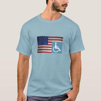 Disabled War Veterans. T-Shirt