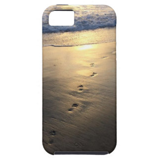 Disappearing Footprints iPhone 5 Cover